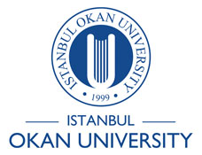 Okan University Logo English